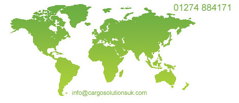 World-wide freight forwarders